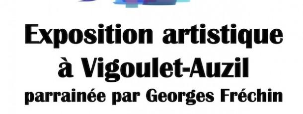 Exposition à Vigoulet-Auzil